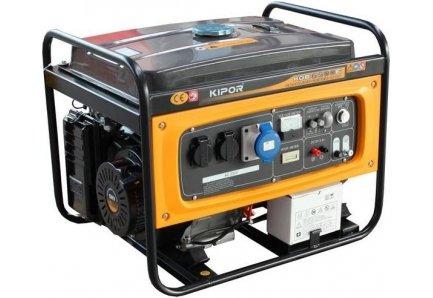 Бензиновые генераторы хутер