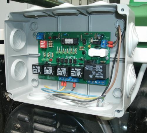генератора БАЗГ-1-01