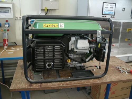 на генератор Hitachi E57