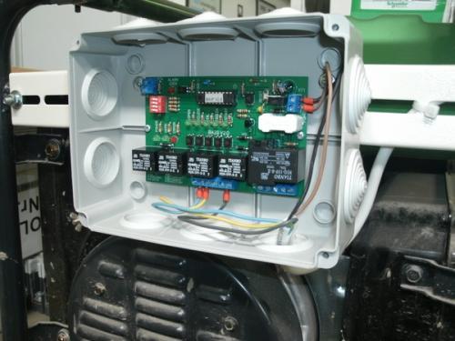к генератору Hitachi E57